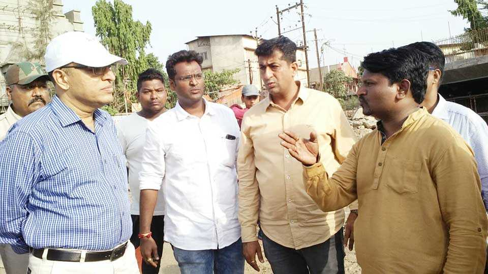 Complete Vadol village partial pool next 15 days Commissioner orders to officers