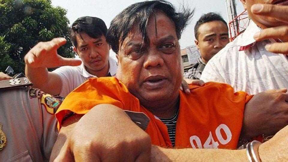 7-Year-Jail to Chhota Rajan in Fake Passport Case