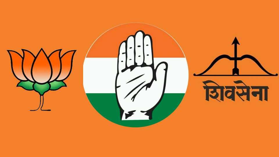 congress-shivsena-bjp