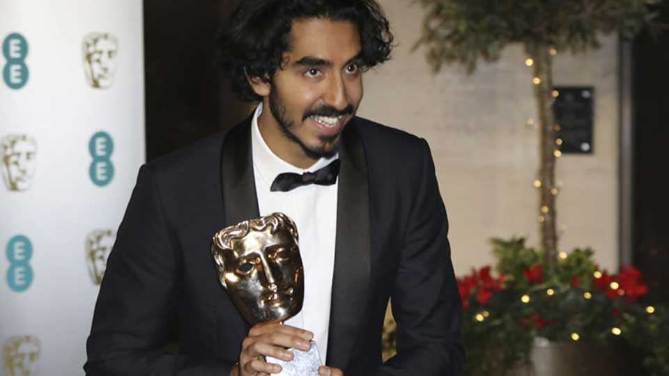 dev patel wins for lion