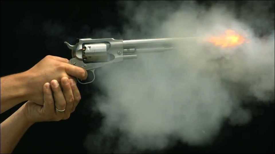CISF Personnel Fires At Colleagues In Bihar