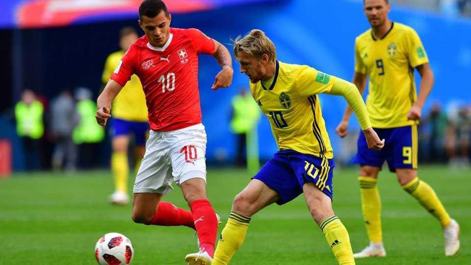 Good luck in Sweden
