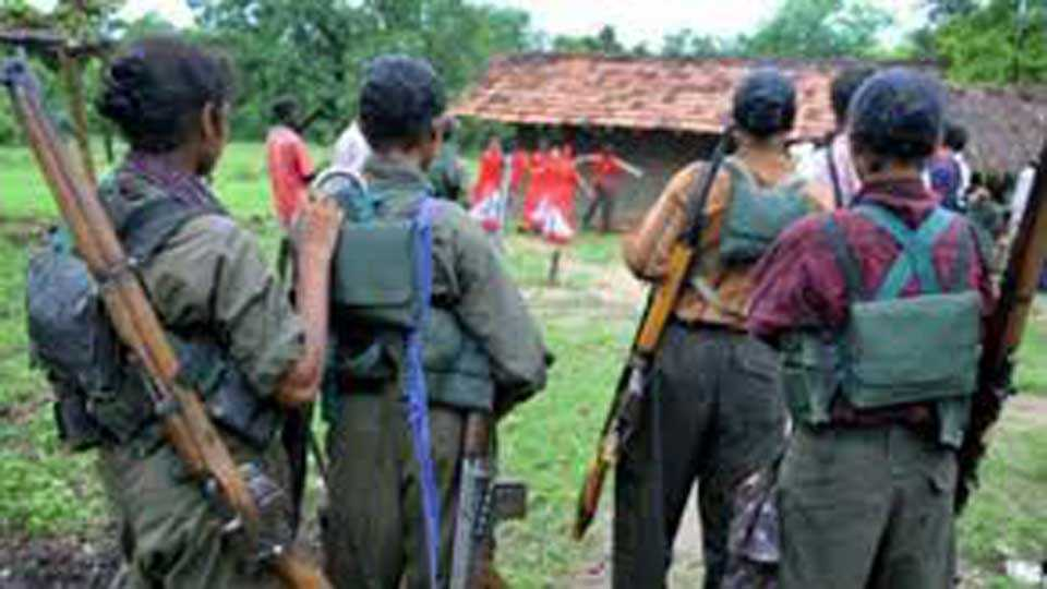 Maoists killed in Odisha encounter during search operation by police