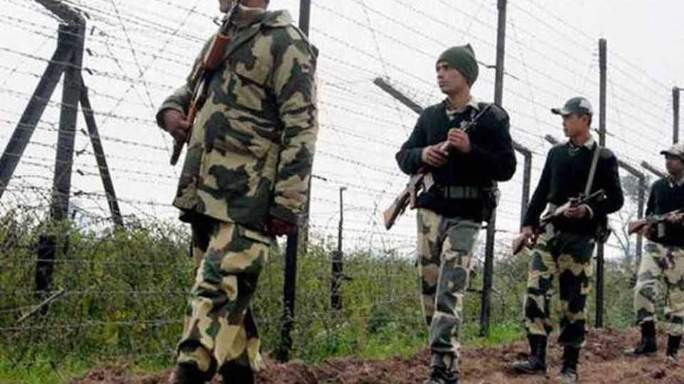 Basmati On Pak Border