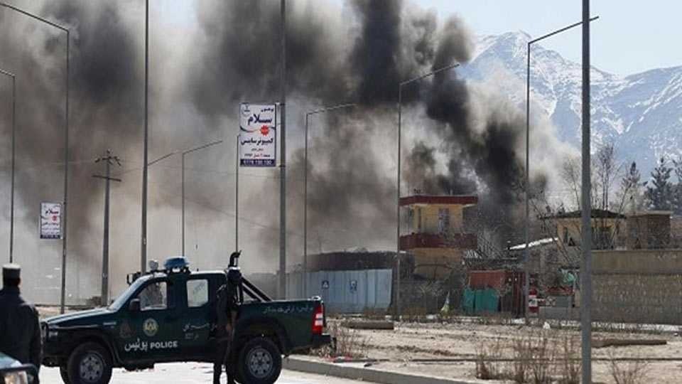 Kabul Blast: Massive explosion near Indian Embassy in Afghan capital, no casualties reported