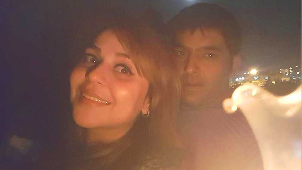 kapil sharma ginny splits
