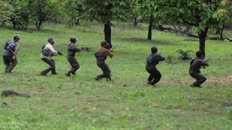 seven crpf personnel injured in attack by maoists in sukma district of chhattisgarh