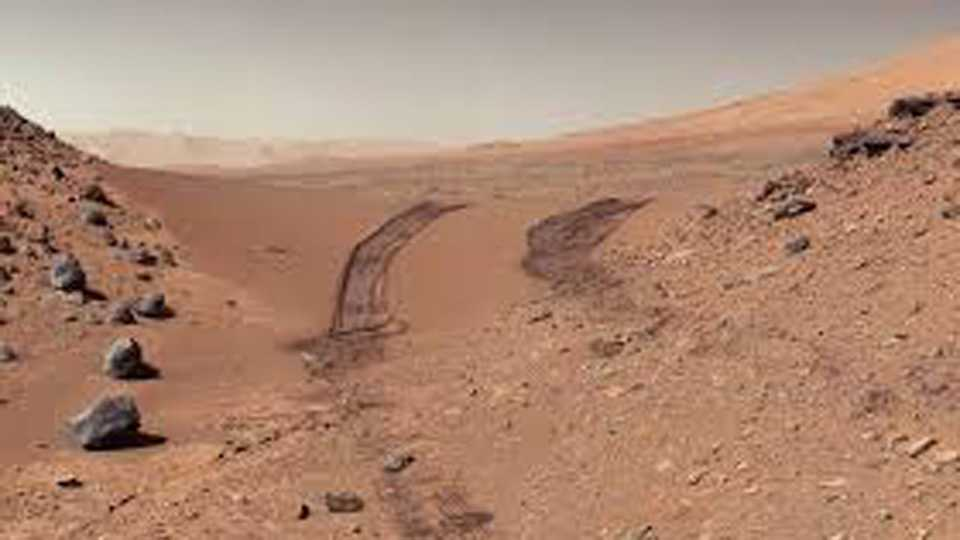 Found on Mars Strengthen the possibility of being a living