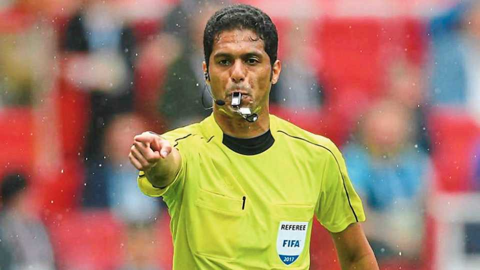 World Cup referee Fahad Al Mirdasi in Saudi Arabia investigation