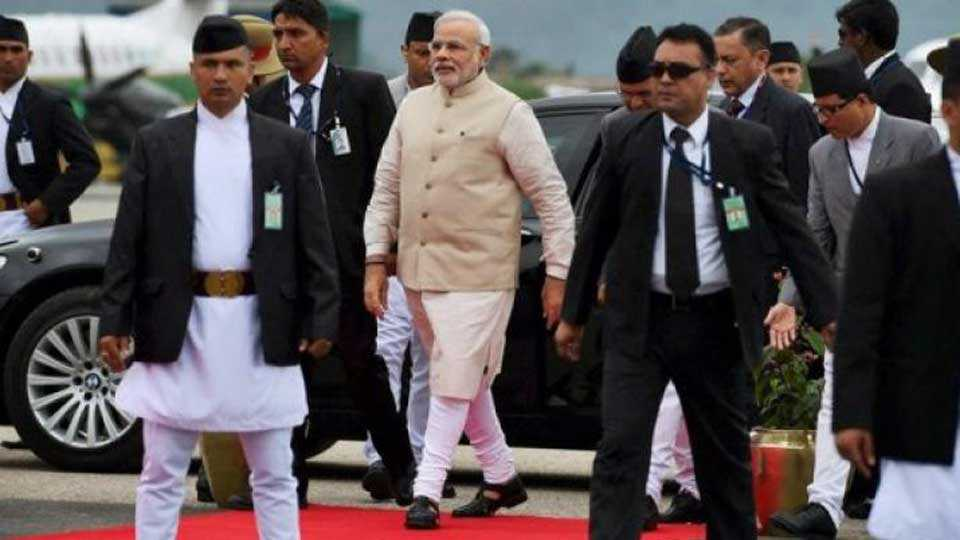 New guidelines for PMs security Ministers officers wont be allowed to come close