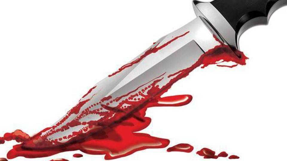 a businessman murder in navi sangavi