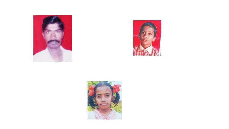 father killed sons in Sangamner