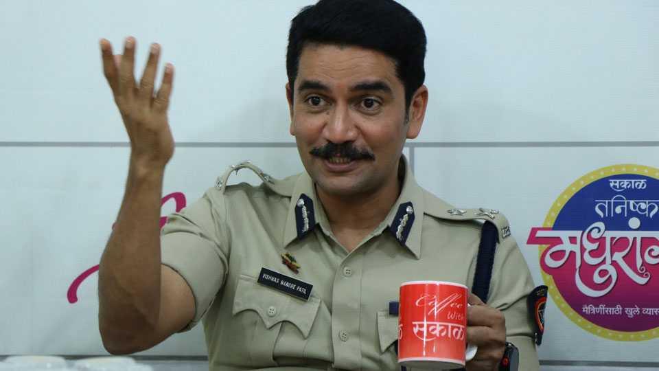 Vishwas Nangre Patil
