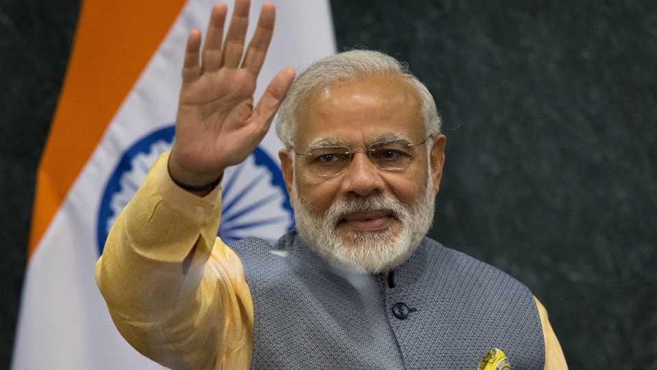 narendra  modi criticise on congres