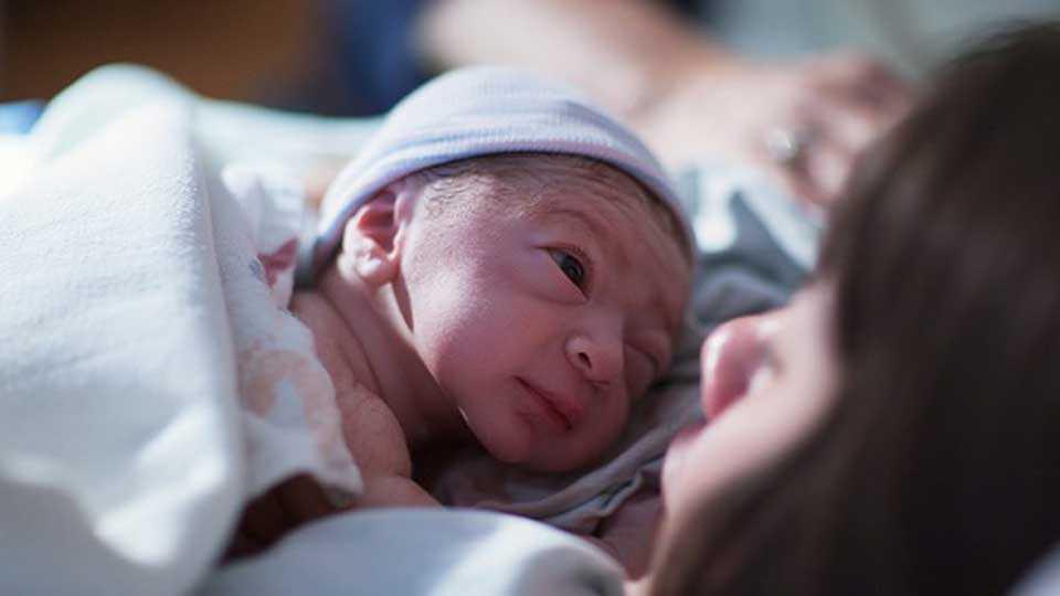Here are the children born by Caesarean