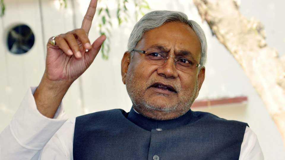 Banks deprived people of note ban benefits says Nitish Kumar