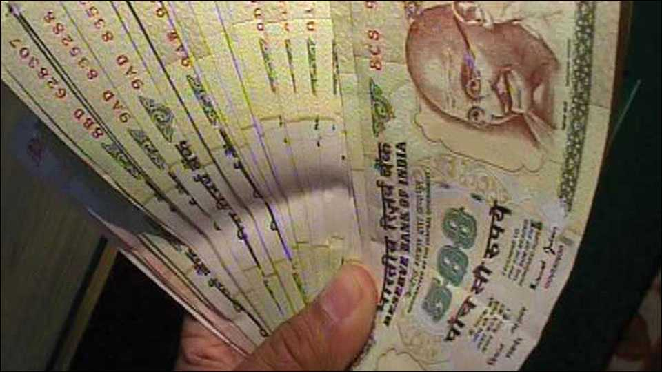 Haridwar: Rs 500 notes found in Ganga river