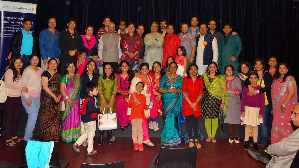 Maharashtra Mandal France's celebrating 10th Ceremony