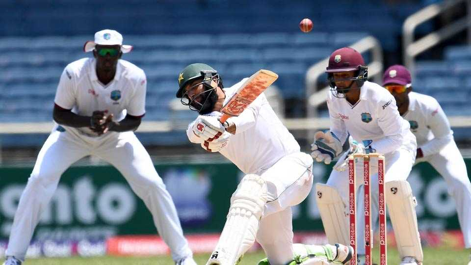 West Indies vs Pakistan, 1st Test, Kingston