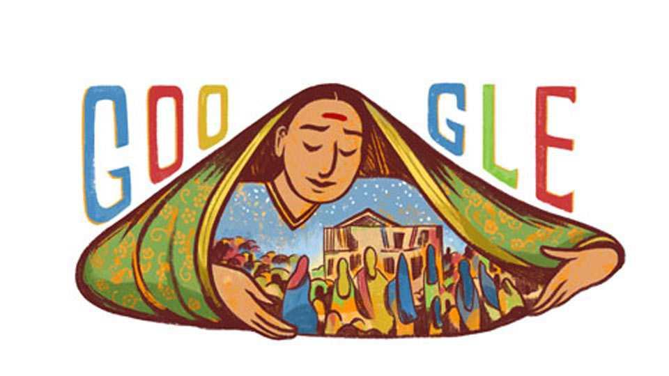 Savitribai Phule google doodle