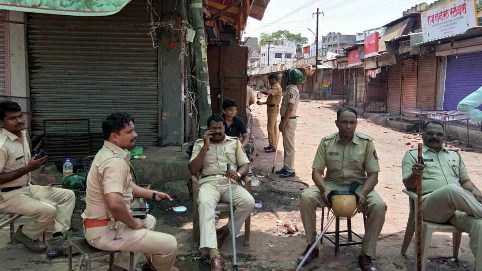 curfew in nandurbar