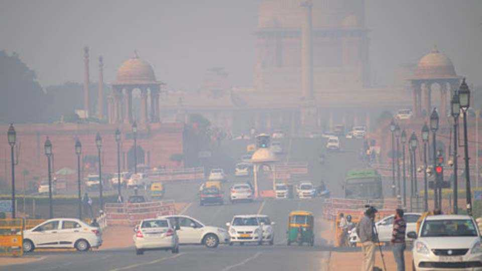 14 out of world 15 most polluted cities in India reported by WHO