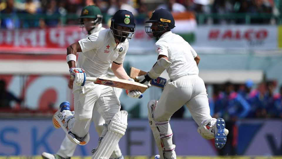 India beat Australia by 8 wickets in Dharmashala test