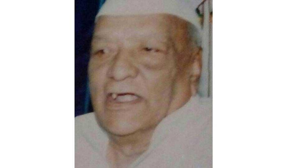 Rambhau Potdar