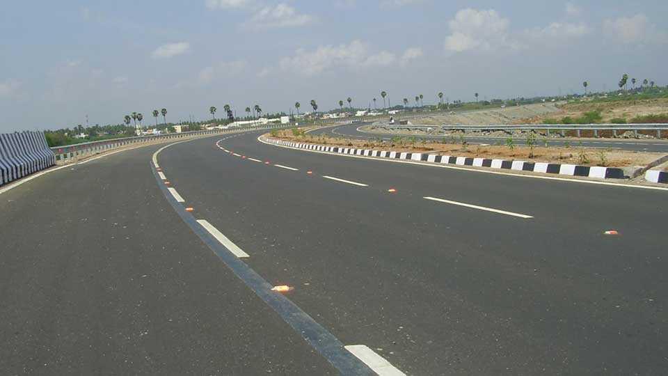 road development in jalgaon