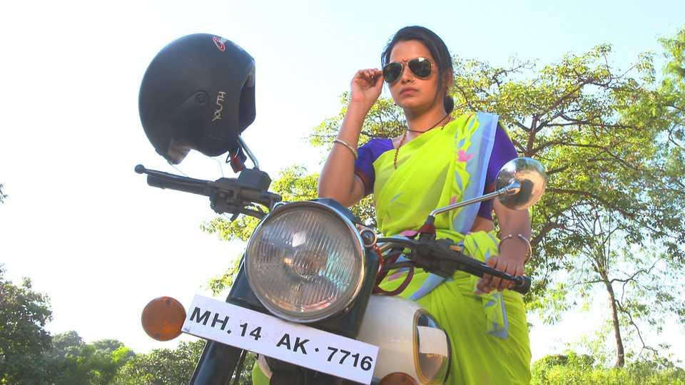 sarswati serial colors marathi durga esakal news