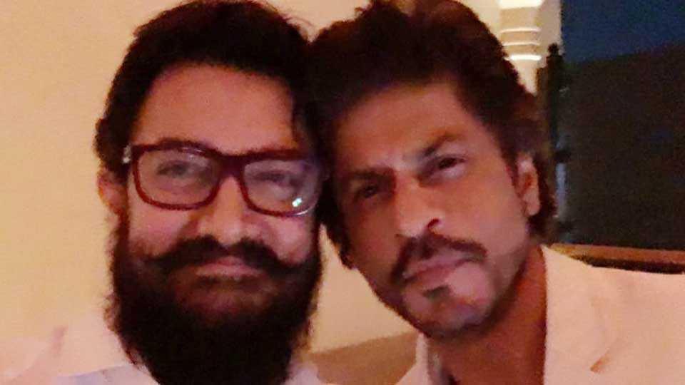 Aamir Khan, ShahRukh Khan