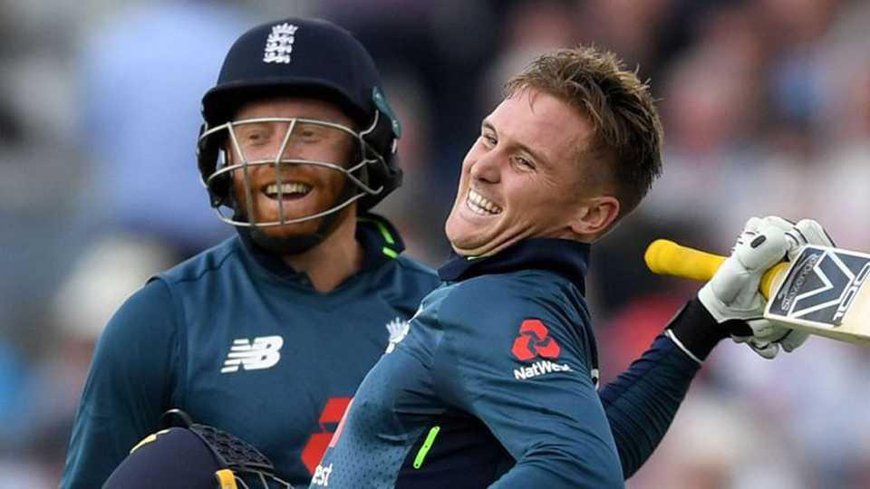 England beat Australia in fourth consecutive ODI