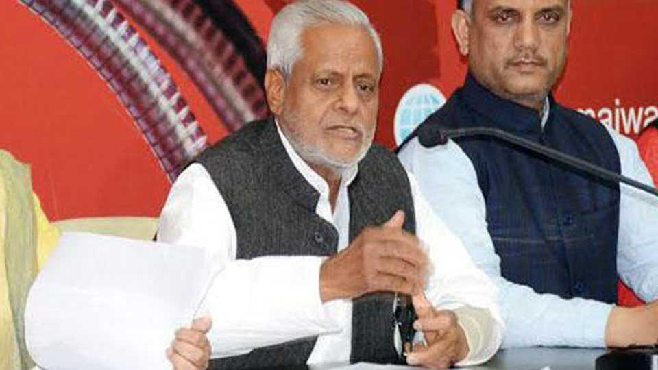 Narendra Modi, Amit Shah are terrorists spreading fear: Uttar Pradesh minister