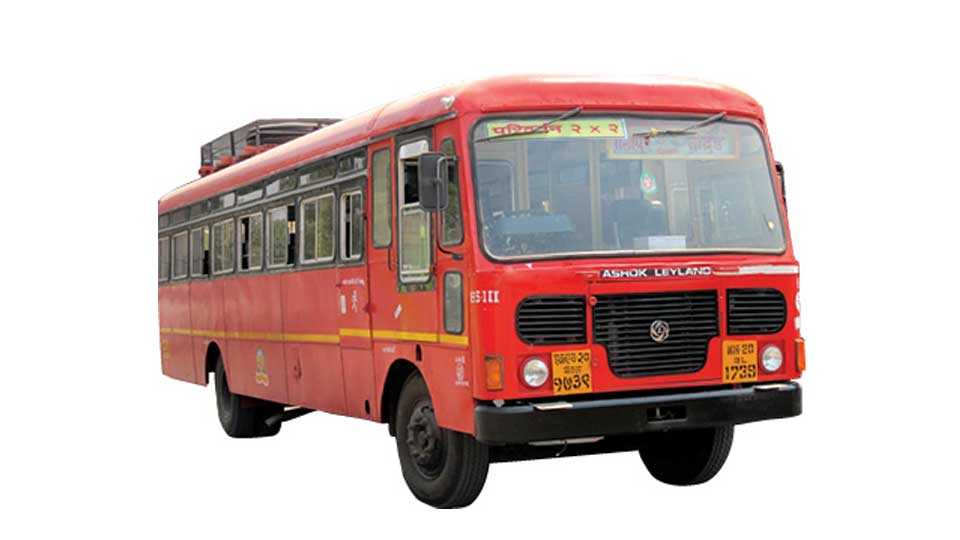 Rounds of bus cancelled because unavailability of conductor