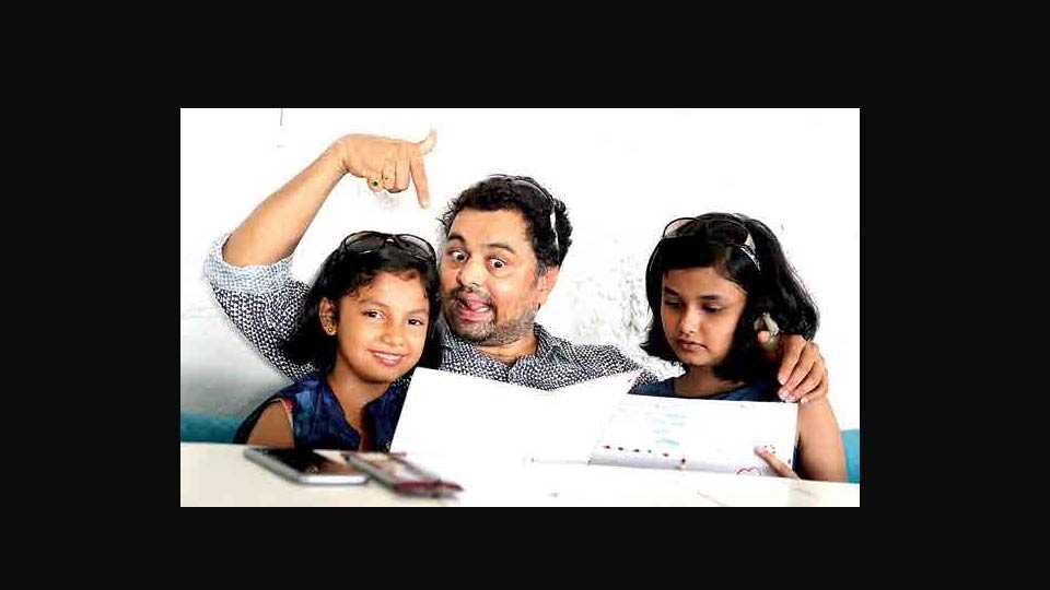 subodh bhave fathers day