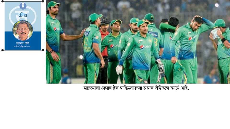 sunandan lele's cricket article in saptarang