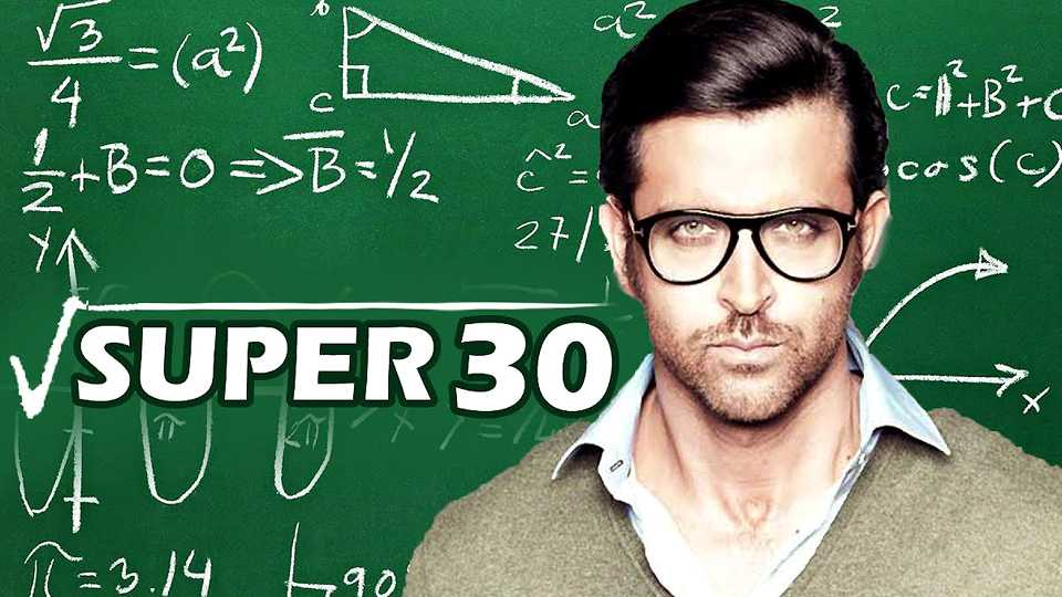 facbook twitter googlepluse Super 30: Hrithik Roshan signs his first biopic, to play a mathematician in Vikas Bahl's next