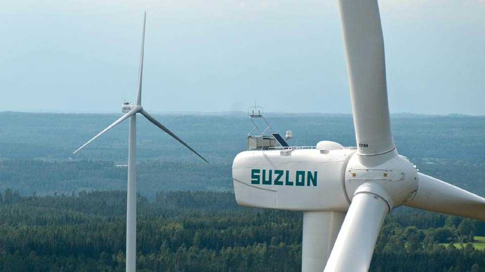 suzlon share up now