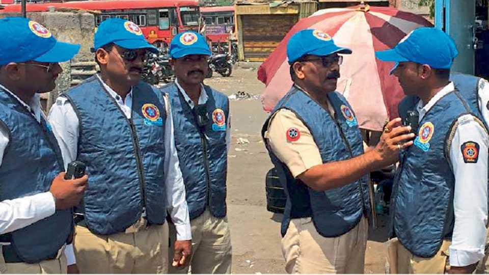 taffic police cool jacket