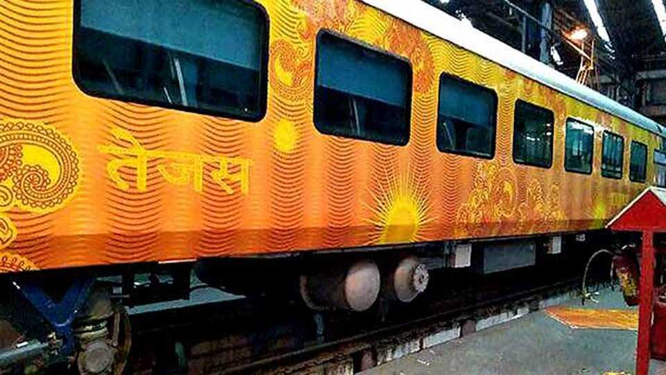 New Train Will Offer Wi-Fi, Cuisines By Celebrity Chefs, TV On Every Seat