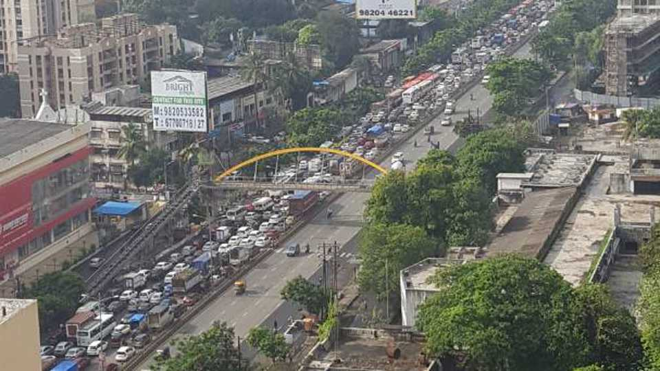 Thane accident
