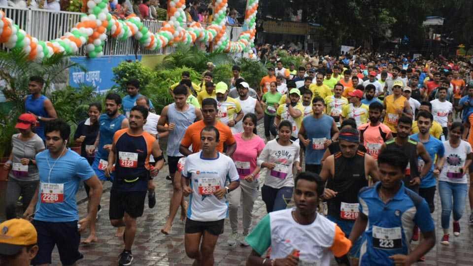 thane marathon