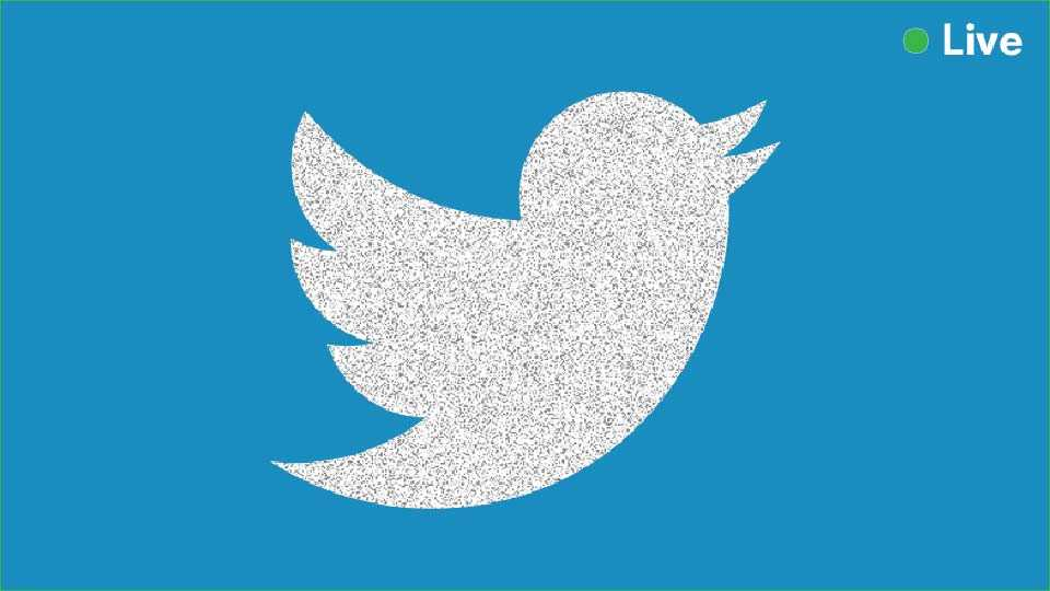 Twitter launching Live video