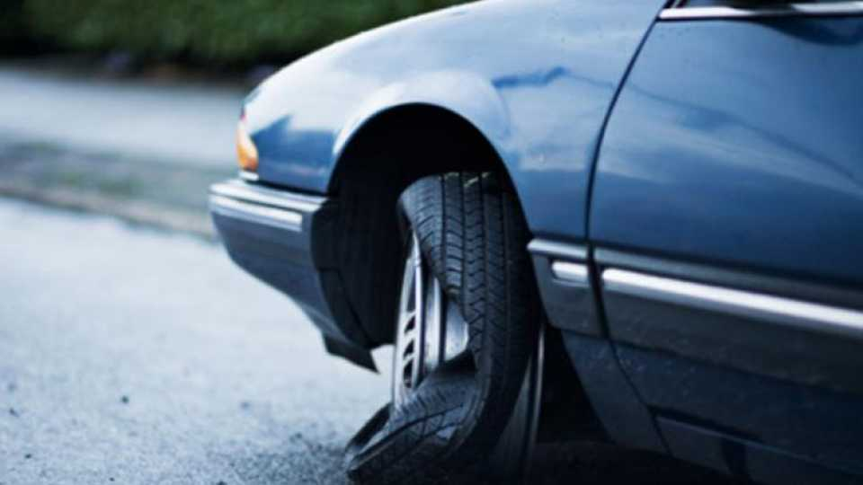 Prepare a device that describes the tire temperature level