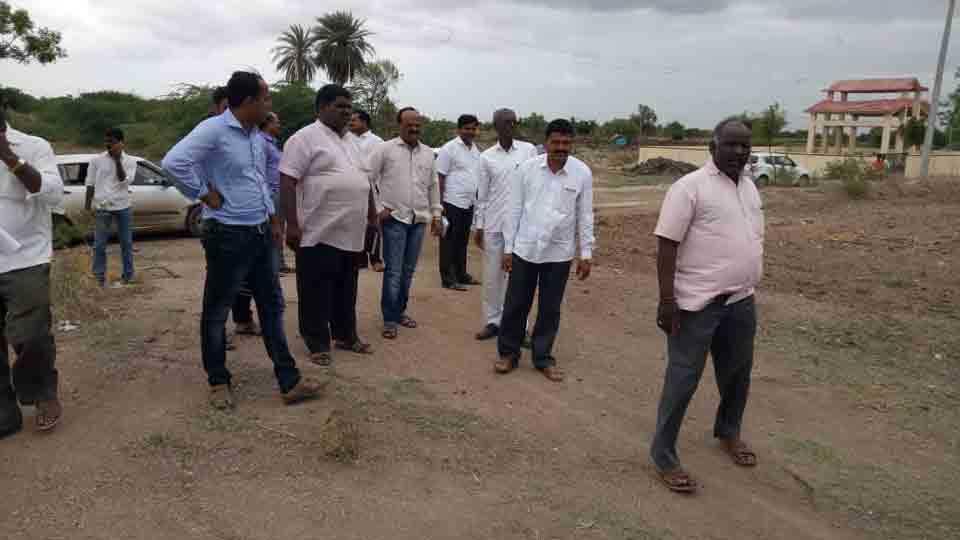 500 toilets in this years Undavdi Supe area under Nirmalvari program
