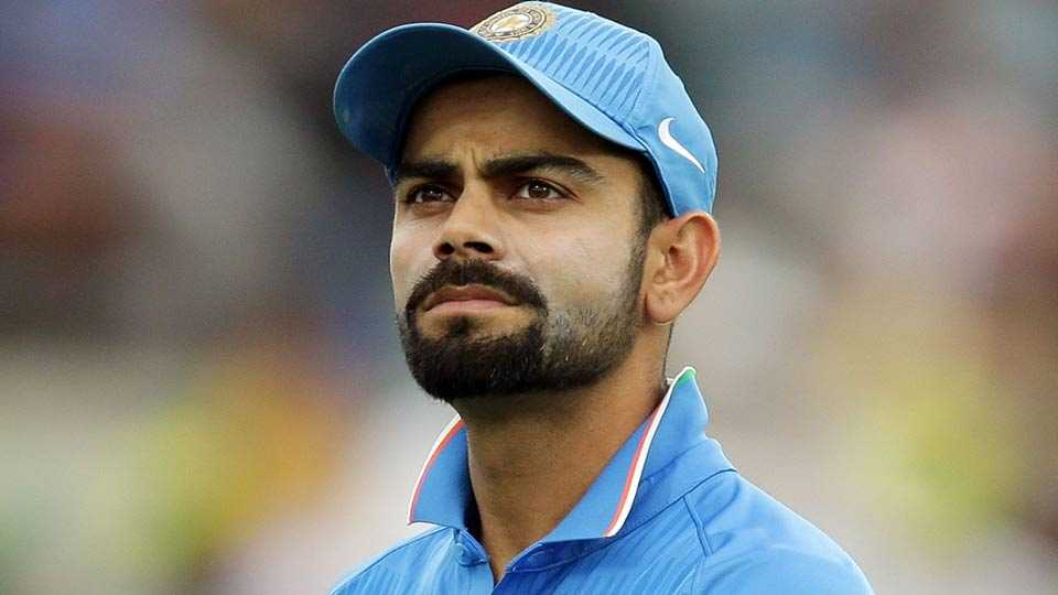 This player took up Kohlis place now Kohli is on this no