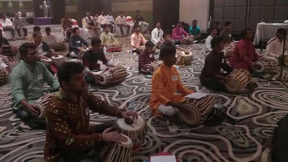 instruments workshop in kharghar mumbai