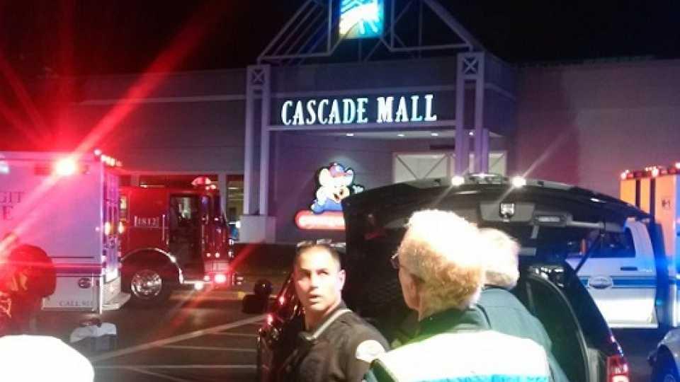 वॉशिंग्टनमध्ये मॉलमध्ये गोळीबार; चौघांचा मृत्यू