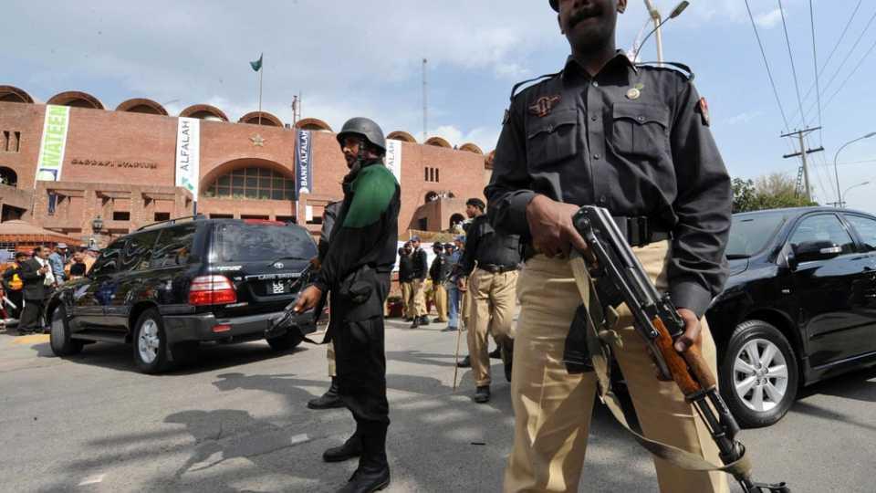 Lahore Terrorist