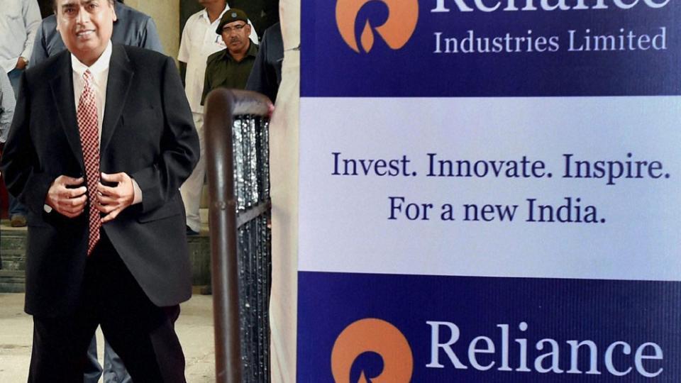 रिलायन्स इंडस्ट्रीजचा शेअर पहिल्या तिमाहीतील कामगिरीमुळे 2 टक्के तेजीत